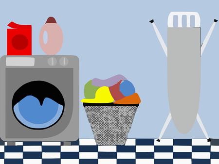 วิธีซักผ้าขาว