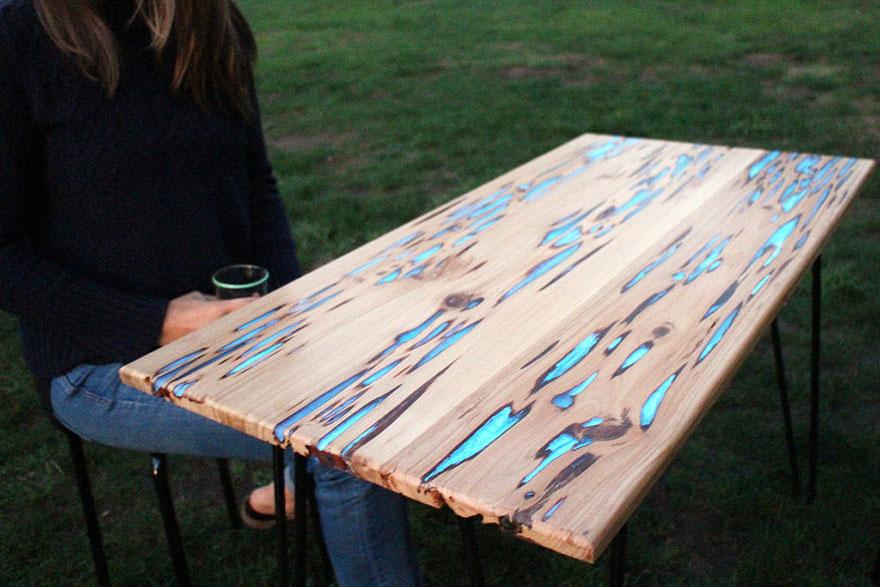 โต๊ะเรืองแสง1