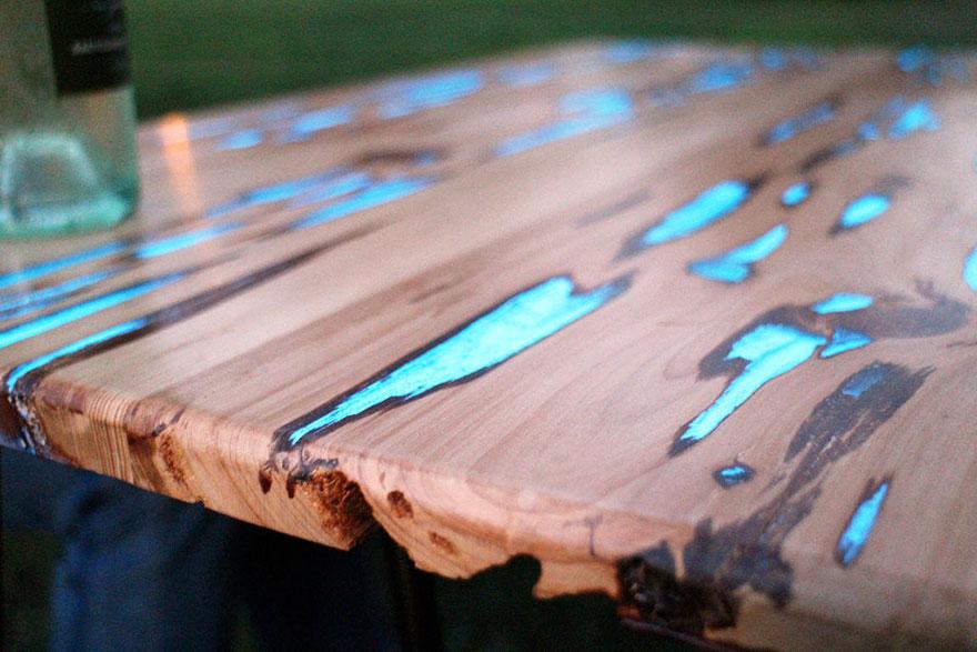 โต๊ะเรืองแสง2