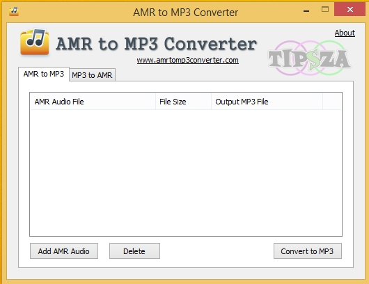 AMR to MP3 1