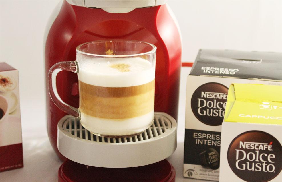 เครื่องชงกาแฟ NESCAFE' Dolce Gusto