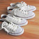 7 วิธีซักรองเท้าผ้าใบให้ขาวเหมือนใหม่ สะอาดไร้คราบเหลือง หมดรอยเปื้อน