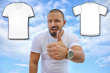วิธีขจัดคราบบนเสื้อขาว